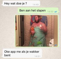 De 2e deel van 10 Grappige WhatsApp gesprekken waar je sowieso om gaat lachen!