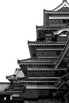 """yuikki: """" ✪国宝「松本城天守閣 -長野県松本市- by m-miki on Flickr. """""""