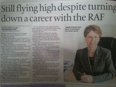 Our Managing Director Judith O'Brien featured in The Post