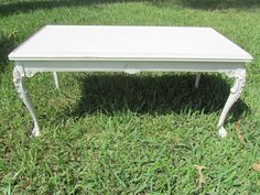Antique Shabby Chic Coffee table Furniture by KarensChicNShabby, $275.00