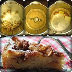 Le ricette di Valentina & Bimby: TORTA DI MELE CON NOCCIOLE