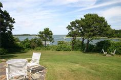Be one of the lucky ones to enjoy the picturesque waterviews and great location of this North Chatham rental property. Located on a quiet cul-de-sac with a path that leads down to the water (sorry no beach area!) with a lovely spacious yard and a picket fence covered with roses...a true Cape Cod experience! http://www.vacationcapecod.com/chatham/vacation-rentals/ccook/294 #ChathamVacationRental #CapeCodVacation