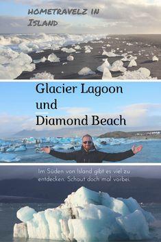 Der Diamond Beach und die Glacier Lagoon Jökulsarlon im Süden von Island sind eines der Highlights des Südens. hometravelz zeigt euch, was ihr dort erleben könnt.