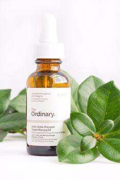 The Ordinary cold pressed marula oil