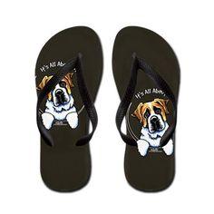 St Bernard IAAM Flip Flops
