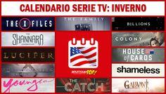 Calendario serie tv 2016 tutte le date di partenze e ritorni del nuovo anno a partire da gennaio.
