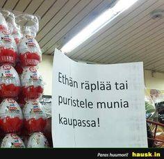 Miksi on kaikki kivaa kielletty :) Haha, Jokes, Funny, Easter, Facts, Humor, Chistes, Ha Ha, Memes
