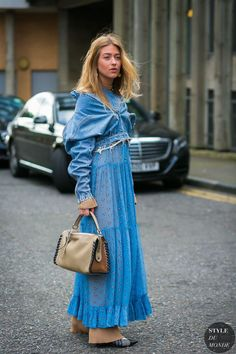 Street Style : Emili Sindlev by STYLEDUMONDE Street Style Fashion Photography