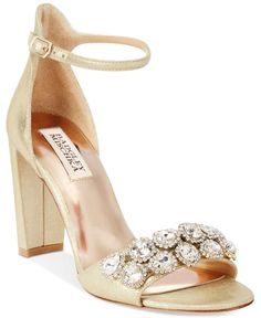 Badgley Mischka Lenox Ii Evening Sandals Evening Sandals, Flip Flop Sandals,  Shoes Sandals, c711e8bf79