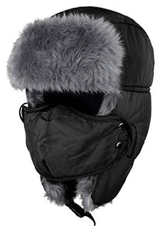 ODEMA unisex winter ear flap hat keeps the wind off your face and head. The exterior of the hat is soft and the warm faux fur liner covers your ears and forehead. Versatile design perfect for day to d. Russian Fashion, Russian Style, Hunting Hat, Trapper Hats, Ski Hats, Snow Skiing, Winter Accessories, Winter Sports, Faux Fur