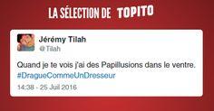 Top 15 des tweets #DragueCommeUnDresseur pour choper avec Pokemon Go