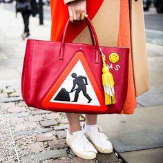 London Fashion Week Street Style 2016
