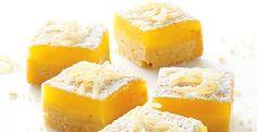 Maak deze citroen carré voor bij de high tea of als feestelijke traktatie. Maak de stukken zo groot als je zelf wilt. Na één hapje wil je meer!
