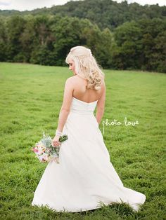 Outdoor Bridal pictures