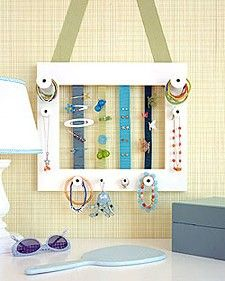 Organising Queen » Blog Archive » I ask, you answer 1 – hair accessories for little girls