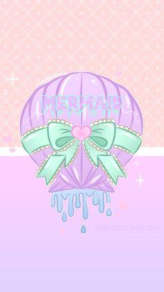 Pastel Gothfairy Kei Backgrounds