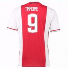 16-17 Ajax Home #9 Traore Cheap Replica Jersey [G00722]