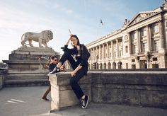 Parlez-Vous Français? By Amanda Shadforth on www.oraclefox.com #SmithVanders #IsabelMarant #AcneStudios #Chanel #Paris