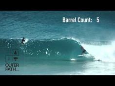 One Wave ... Seven Barrels?! - Carve Surfing Magazine