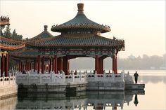 空気があまりきれいじゃないそうなんだけど、北京にも行きたいの!