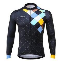 68587664c Men s Urban Cycling Windsor Long Sleeve Jersey