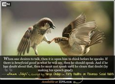 """A quote by Yahya M. A. Ondigo in his book """"Forty Hadiths on Poisonous Social Habits"""""""
