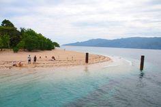 Ile Ara off the coast of Le Nord, Haiti. #seeanotherhaiti