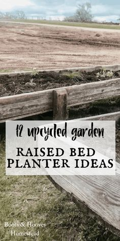 These are economical raised beds 12 upcycled garden raised bed planter ideas. These are economical raised beds Raised Garden Planters, Raised Planter Beds, Garden Planter Boxes, Raised Garden Beds, Raised Beds, Planter Ideas, Pallet Planters, Raised Gardens, Garden Fences