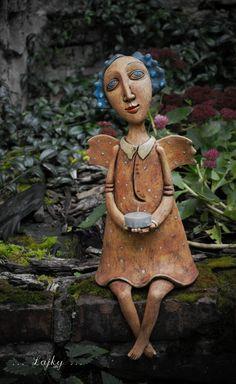 Být andělem strážným...