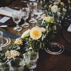 An organic and Mediterranean style wedding with beautiful rustic details!