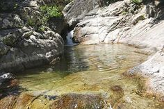 Corsica - Fleuves et Rivières - Gorge Ruda Corse, Haute-Corse Centre Corse Le Ruisseau de Ruda est un affluent du Fleuve Le Golo. De Corscia (entre Corte et le col de Vergio), la « Ruda ». Il traverse le site de la Scala di Santa Regina. Le canyon de la Ruda est l'un des plus beaux de Corse, mais également l'un des plus impressionnants.