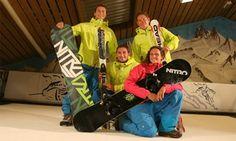 Groupon - Kennismakingsles skiën of snowboarden incl. huur, piste toegang en leraar in Den Haag. Groupon-dealprijs: €14,99