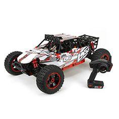 Losi Desert Buggy XL 1:5 4WD 2.4GHz RTR Nitro RC