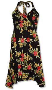 #Hawaiian dresses for girls