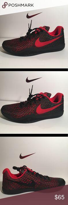 NIB Nike Mamba Instinct (Black/ Red) Men's size 12 NIB Nike Mamba Instinct (Black/ Red) Men's size 12 Nike Shoes Sneakers