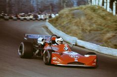 Jean-Pierre Jarier - March 732 BMW - STP March Engineering - I Radio Luxembourg Formula 2 Trophy 1973 - European F2 Championship, Round 1 - © LAT