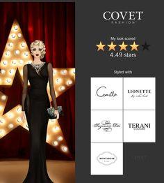 Headlining Fashion Show #covetfashion