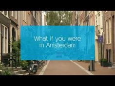Perfect Virtual High Five Wins Free Trip to Amsterdam - PSFK  Trip to Old or New Amsterdam by giving a high five!