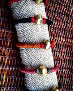 Pulseras acabadas de llegar de Rajasthan #bracelet #rajasthan #India #colors #andytorres #juliesarinana