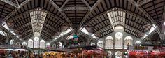 Mercado central Valencia Spain