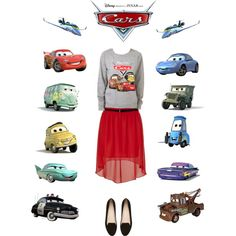 """Cars"" by sawilson98 on Polyvore"