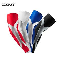 Cooling Arm Warmer Sleeve UV Sun Protection Basketball Breathable Outdoor A444