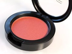 MAC Ambering Rose blush. Looks breathtaking. #wishlist