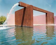 Image result for luis barragan fountain
