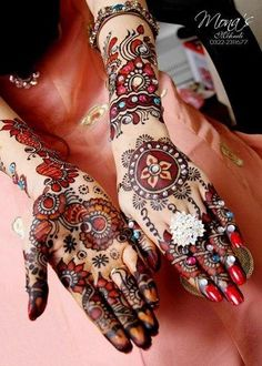 Brides-Mehndi-Designs