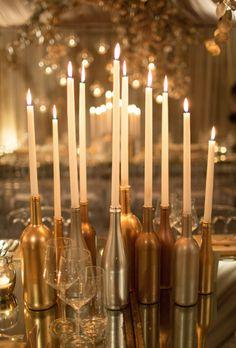 Sophisticated Wedding Reception Ideas - MODwedding