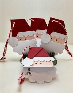 Christmas Gift Wrapping, Christmas Paper, Homemade Christmas, Christmas Holidays, Christmas Projects, Christmas Crafts, Christmas Decorations, Theme Noel, Santa Gifts