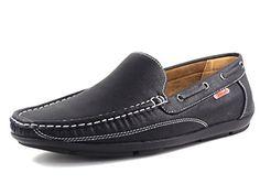 Herren Mokassins Slipper Lucky-Z 7902 verschiedenen Farben (44, Schwarz C15001) - http://on-line-kaufen.de/fugo/44-eu-herren-mokassins-slipper-verschiedenen-2