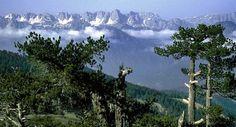Pindos Mountain, Greece