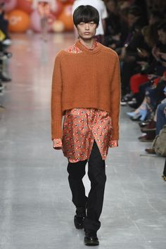 Katie Eary Fall 2017 Menswear Collection Photos - Vogue